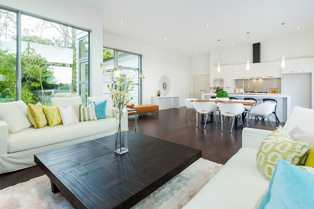 Five tricks for making your open home look fresh and desirable ...